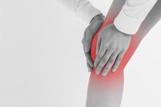 膝痛が辛い